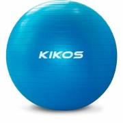 Bola de Pilates Fit Ball Kikos - Azul, 65cm