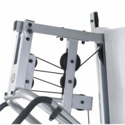 Estação de Musculação Kikos 518 BK – 4 Colunas de Peso de 96Kg cada