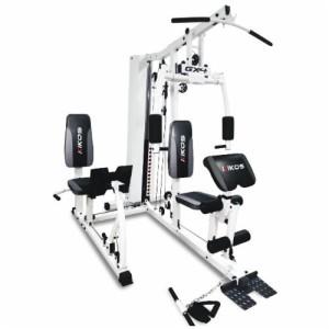 Estação de Musculação Kikos GX4 - Com Leg Press