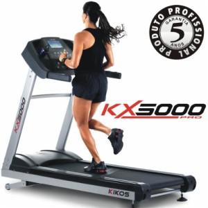 Esteira Profissional Kikos KX 5000 – 16 Programas